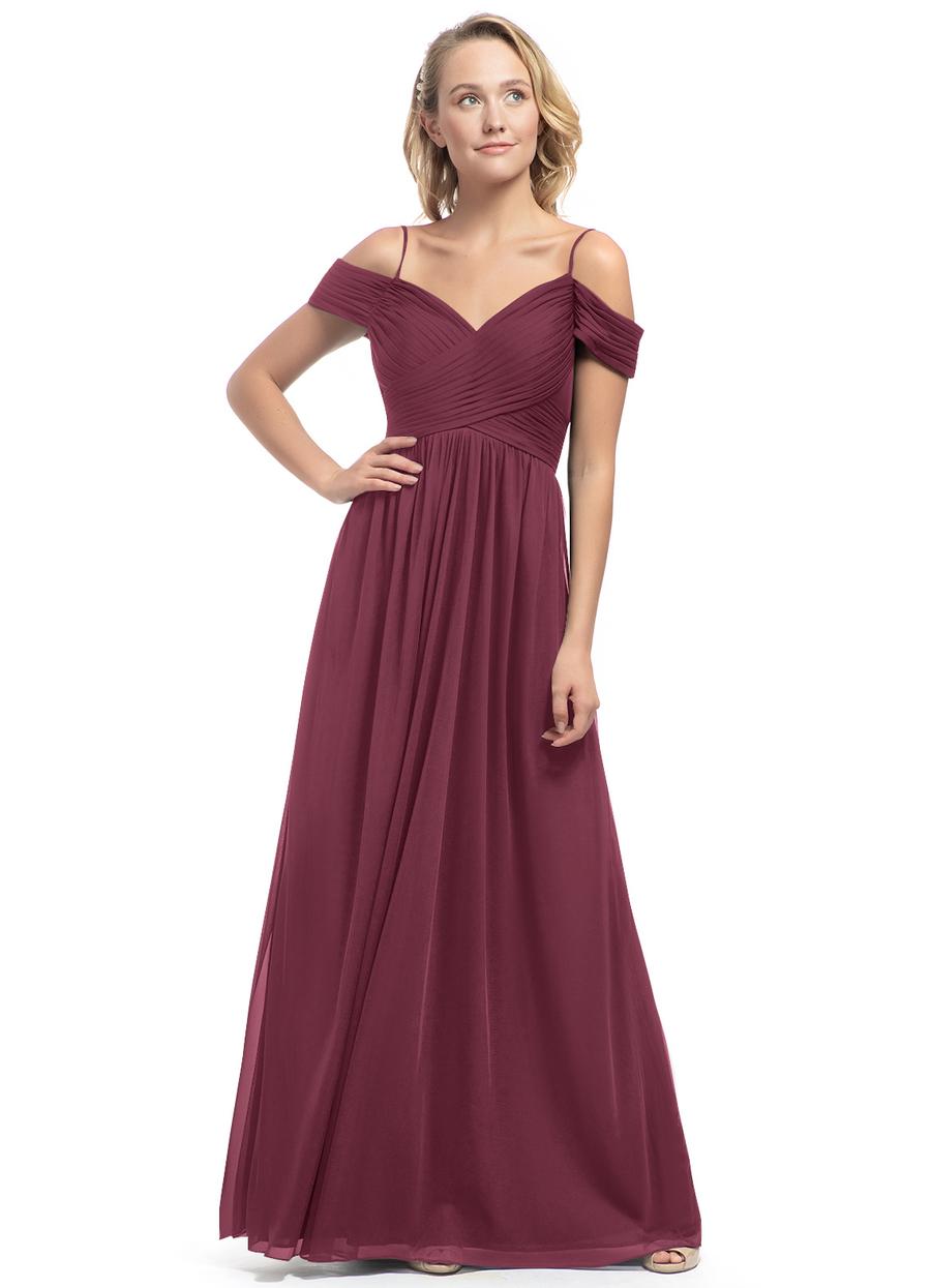 Azazie Aja Bridesmaid Dress