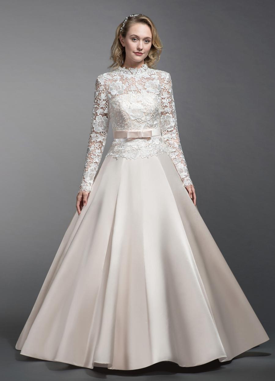 Azazie Sybil Wedding Dress