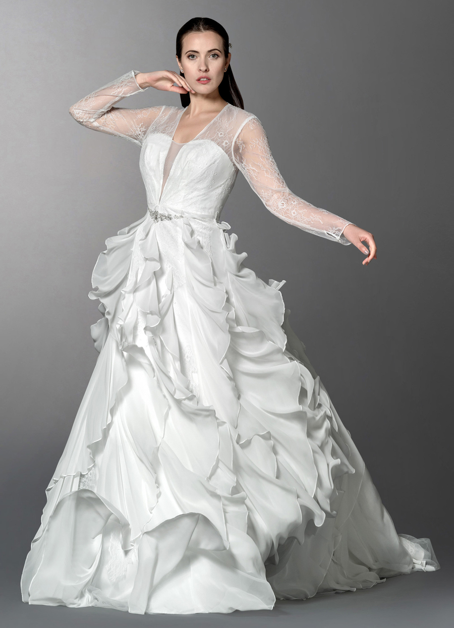 Azazie Mae Wedding Dress
