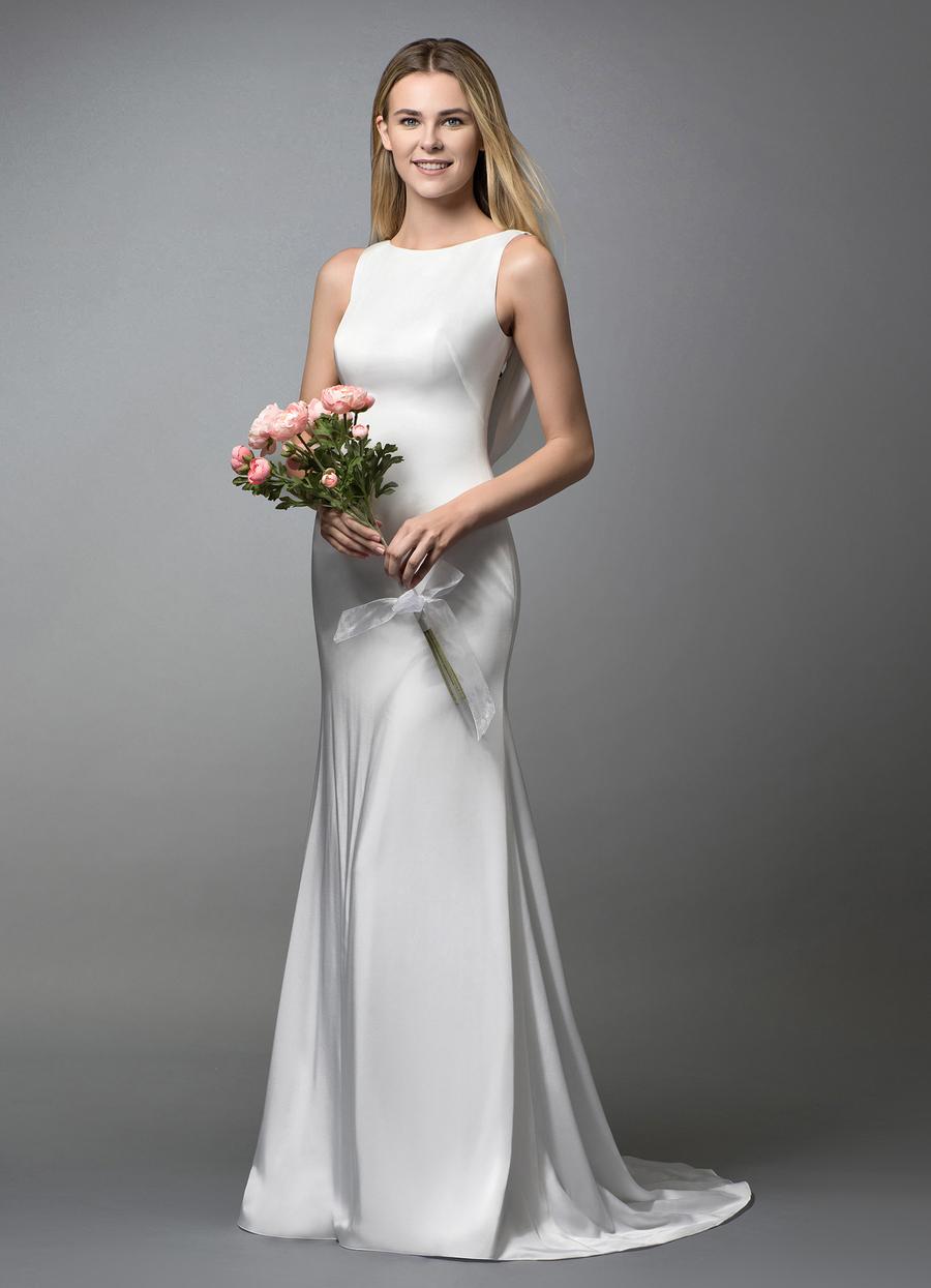 Azazie Hera Wedding Dress
