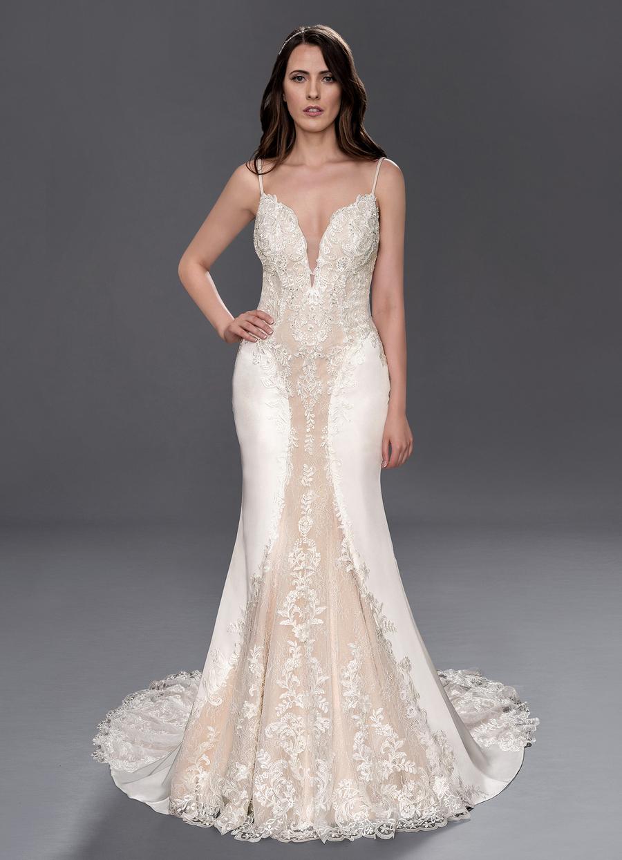 Azazie Pierce Wedding Dress