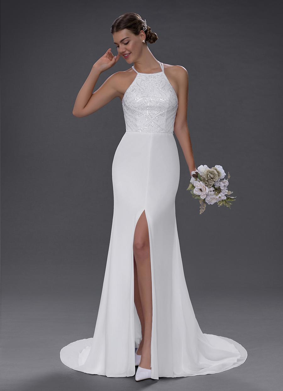 Azazie Isadora Wedding Dress