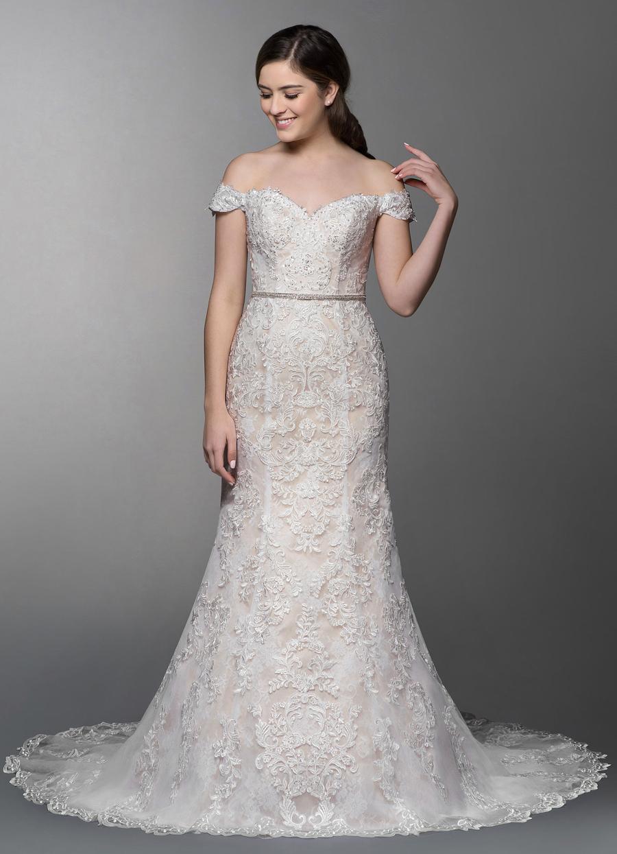 Azazie Antonia Wedding Dress