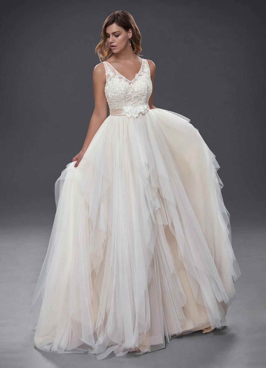 Azazie Jacintha Wedding Dress