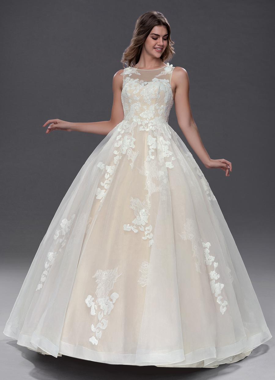 Azazie Ryder Wedding Dress