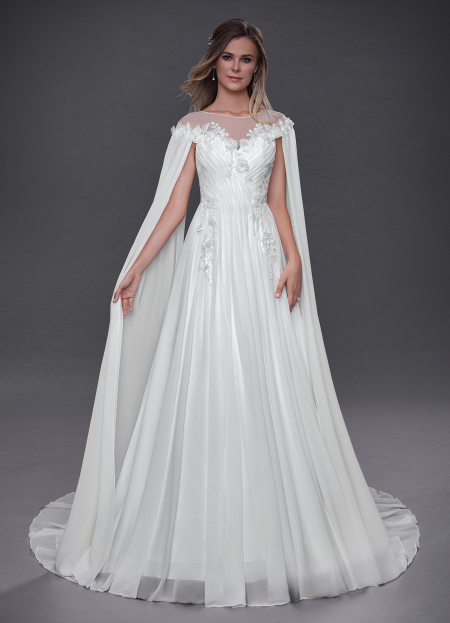 Azazie Linnea Wedding Dress