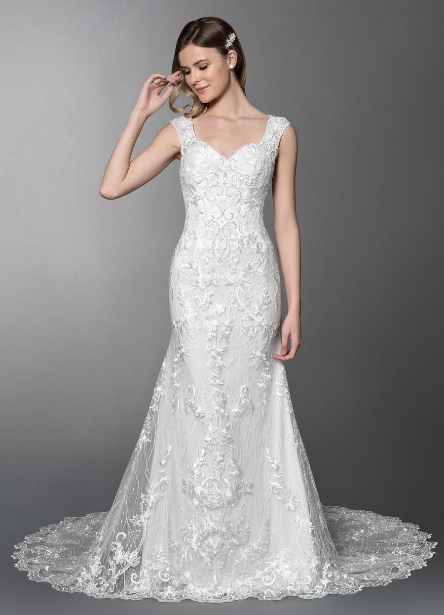 Azazie Ivana Wedding Dress