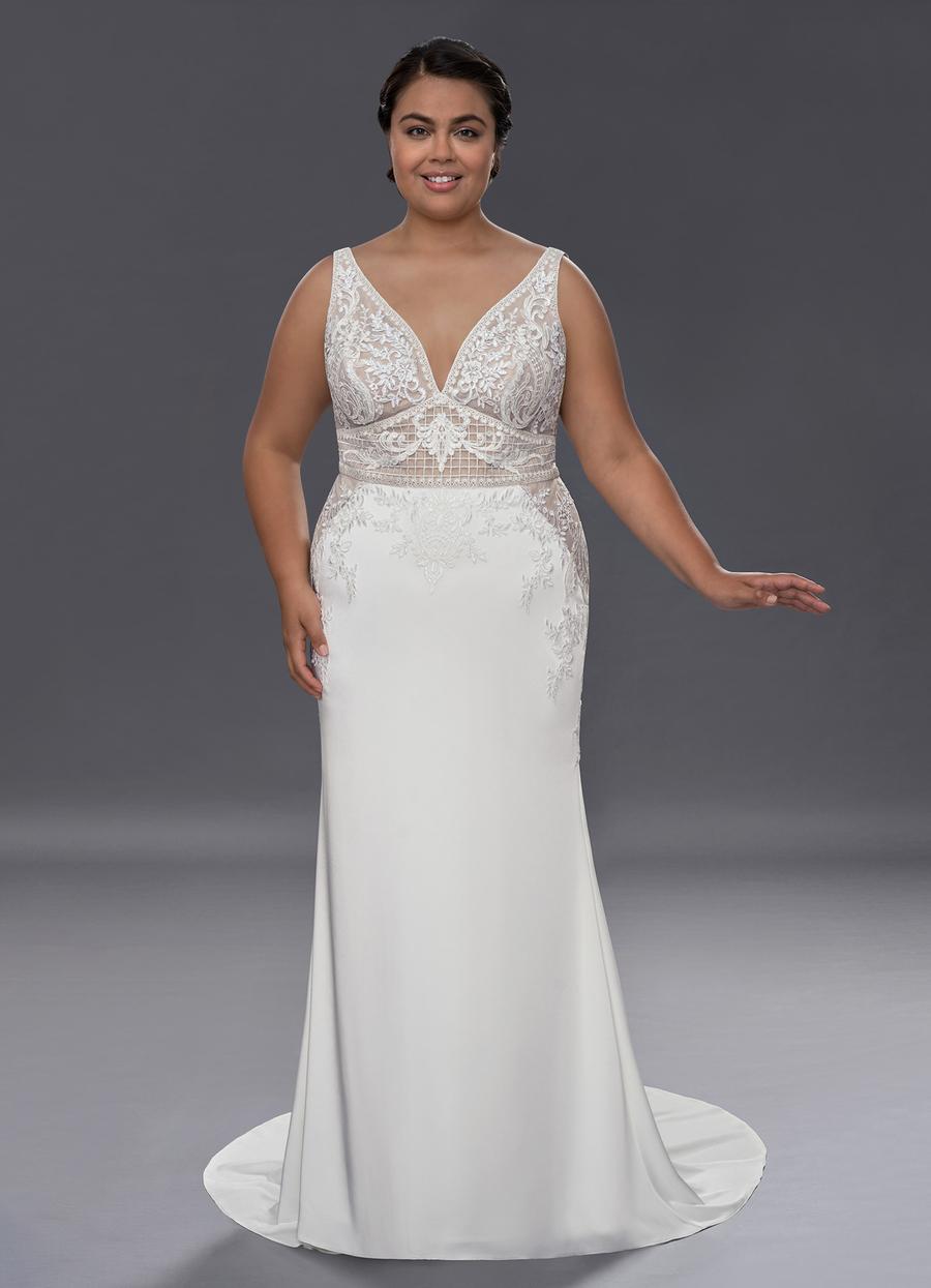 Azazie Arbor Wedding Dress