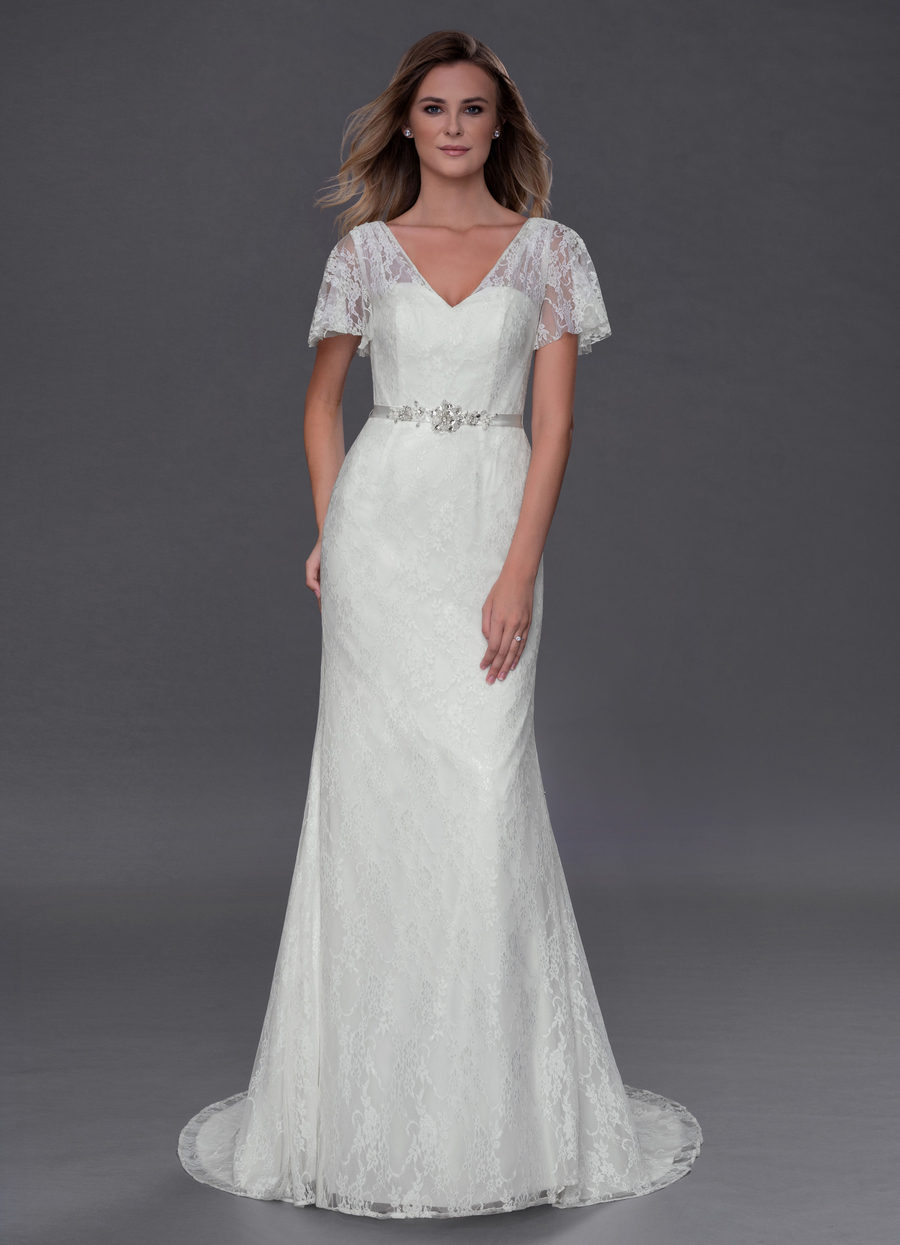 Azazie Dylan Wedding Dress