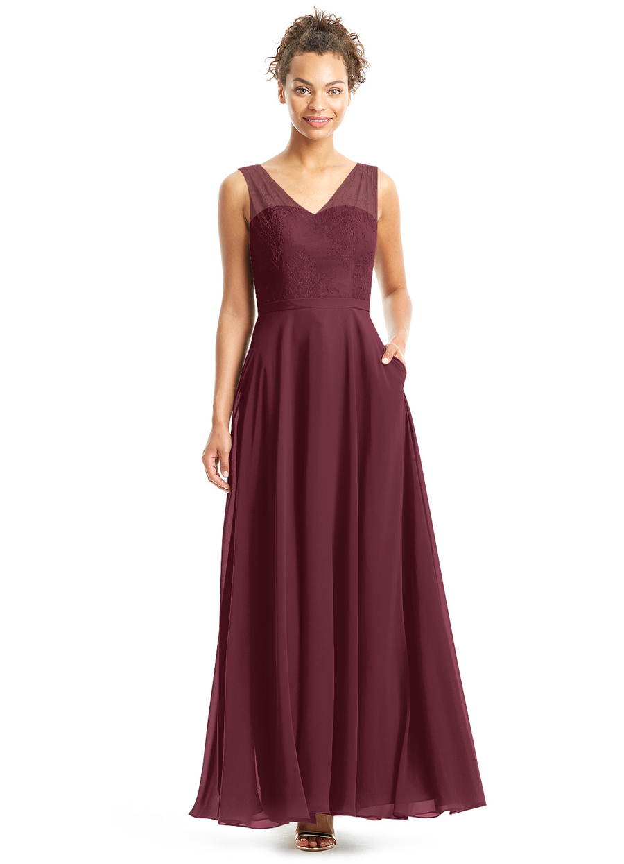Azazie Eileen Bridesmaid Dress