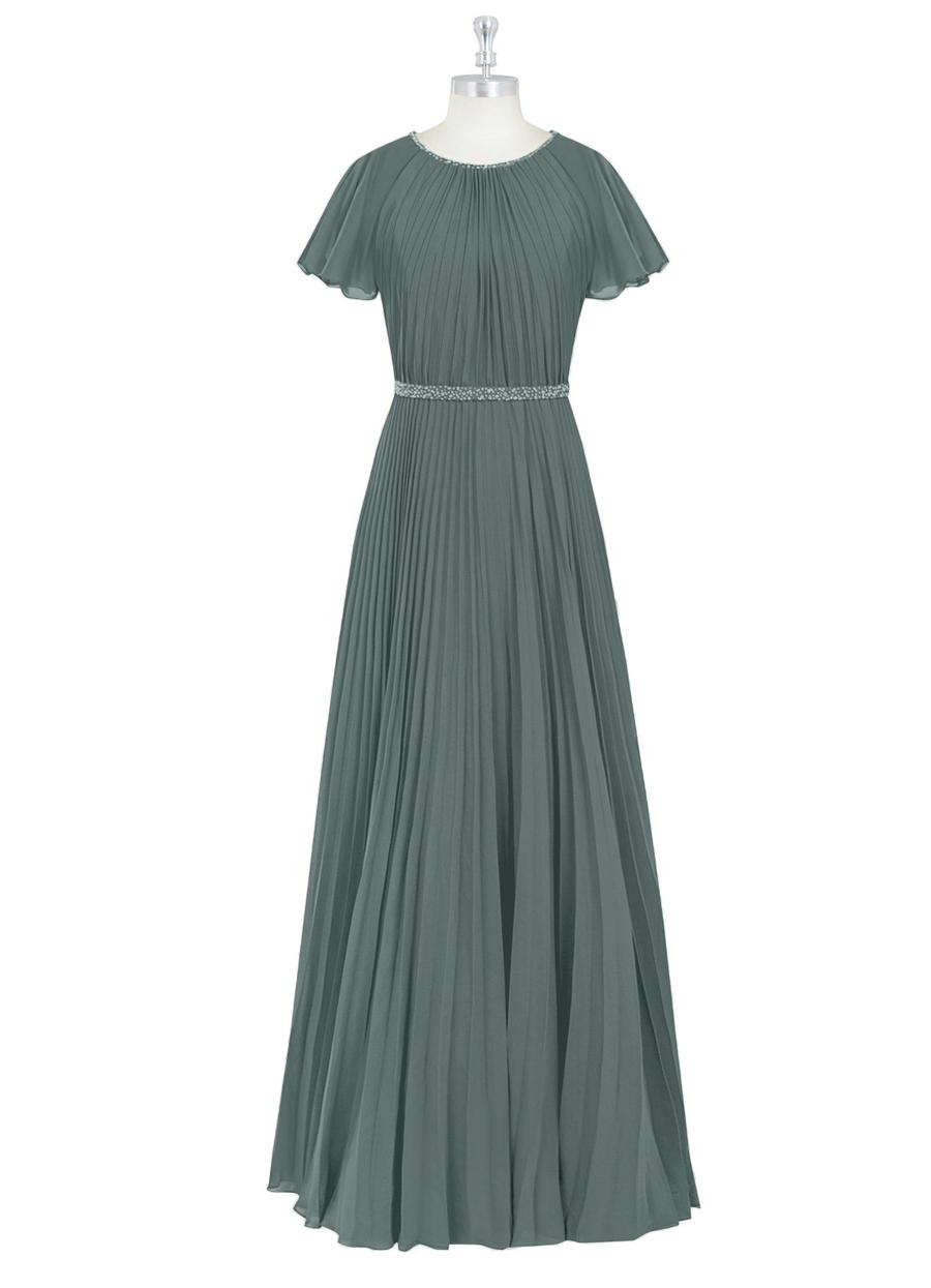 Azazie Kara Modest Bridesmaid Dress