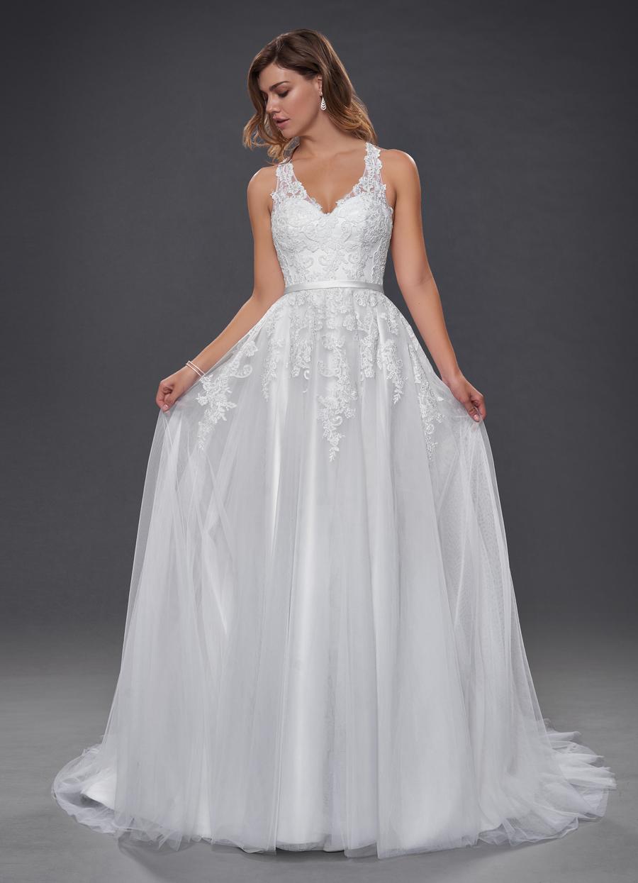 Azazie Leigh Wedding Dress