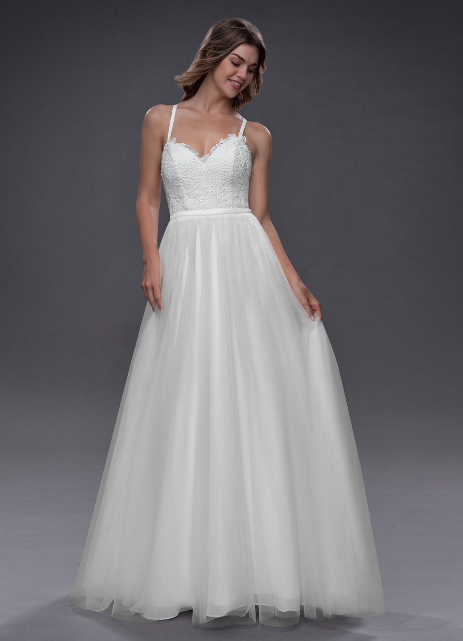 Azazie Addy Wedding Dress