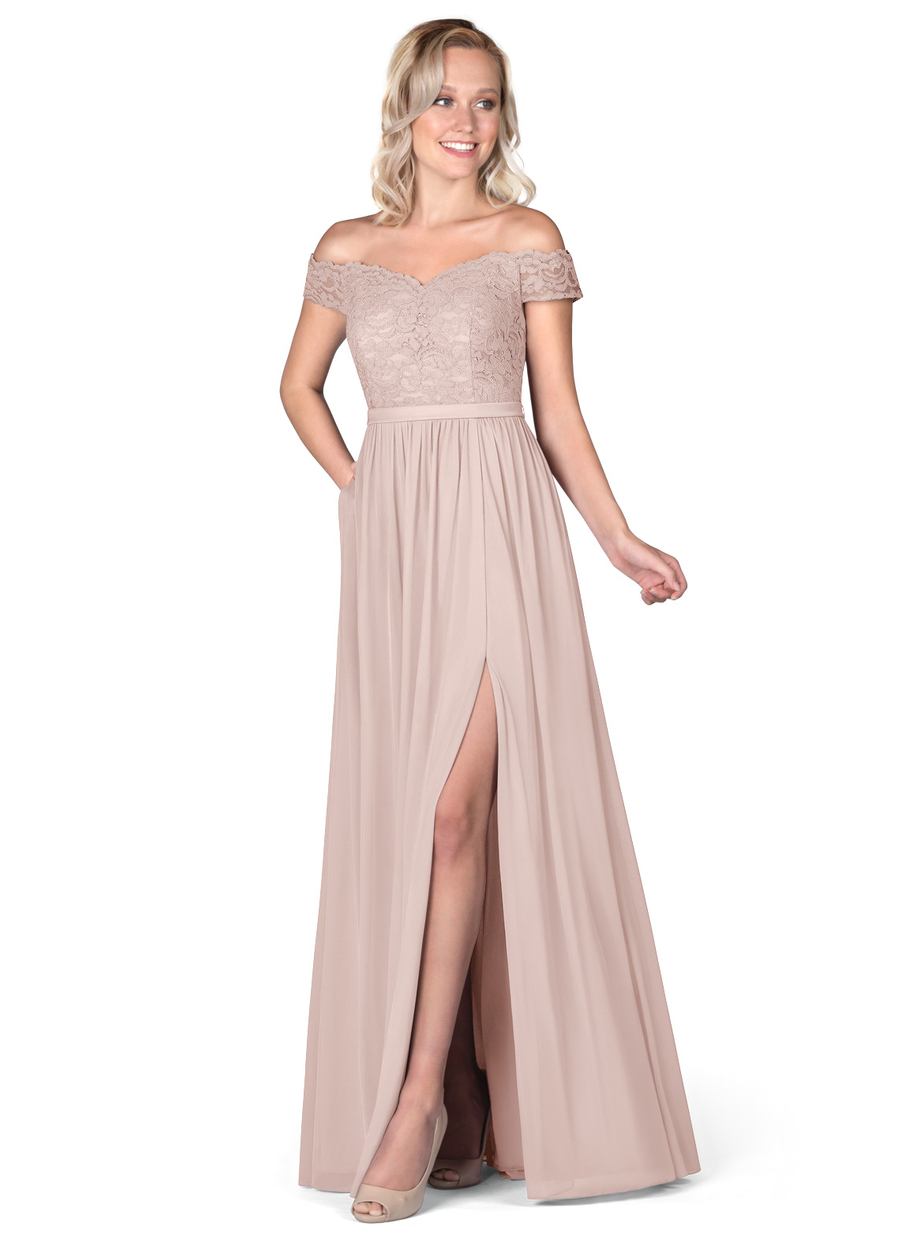 Azazie Lea Bridesmaid Dress