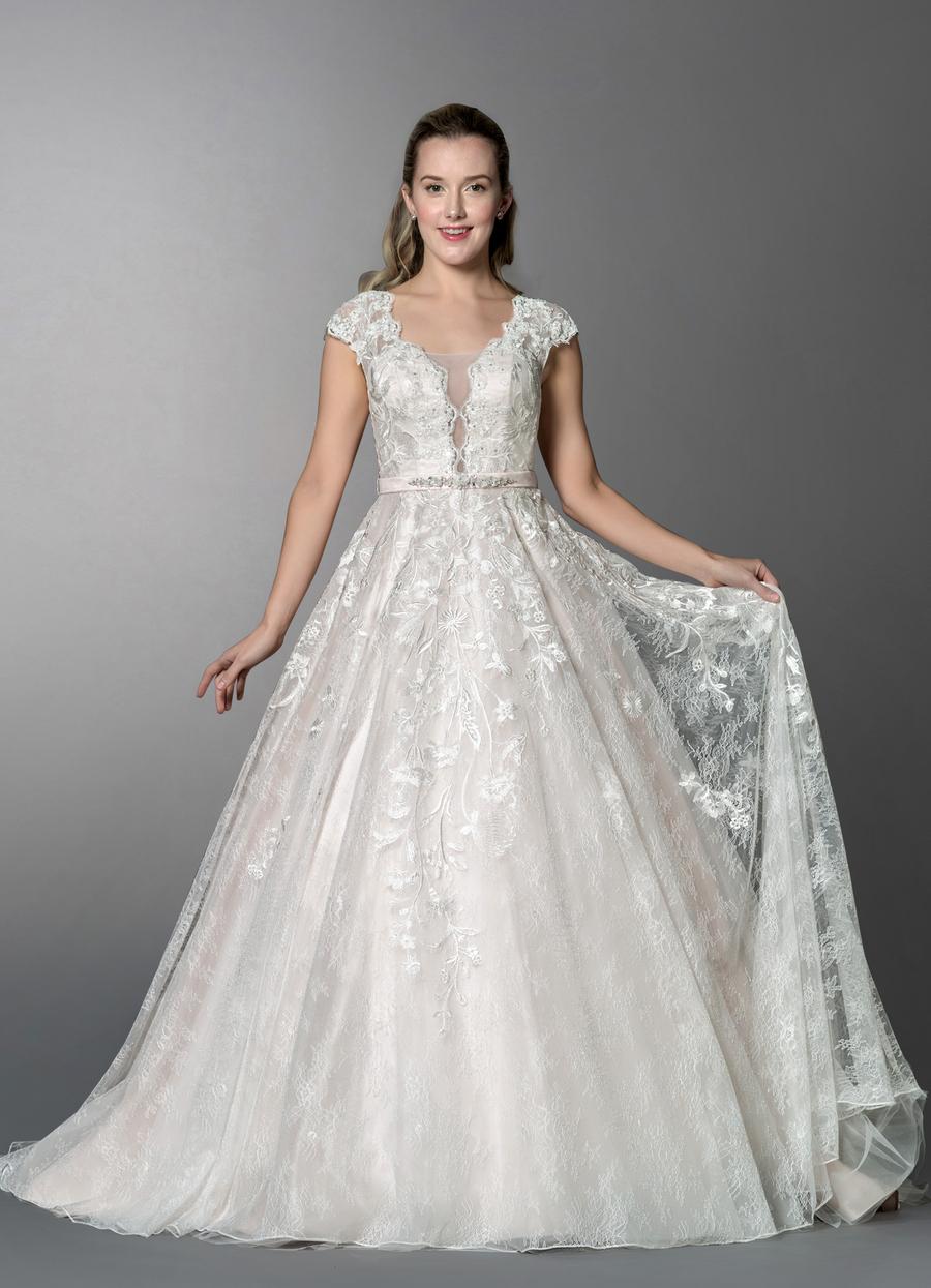 Azazie Augusta Wedding Dress