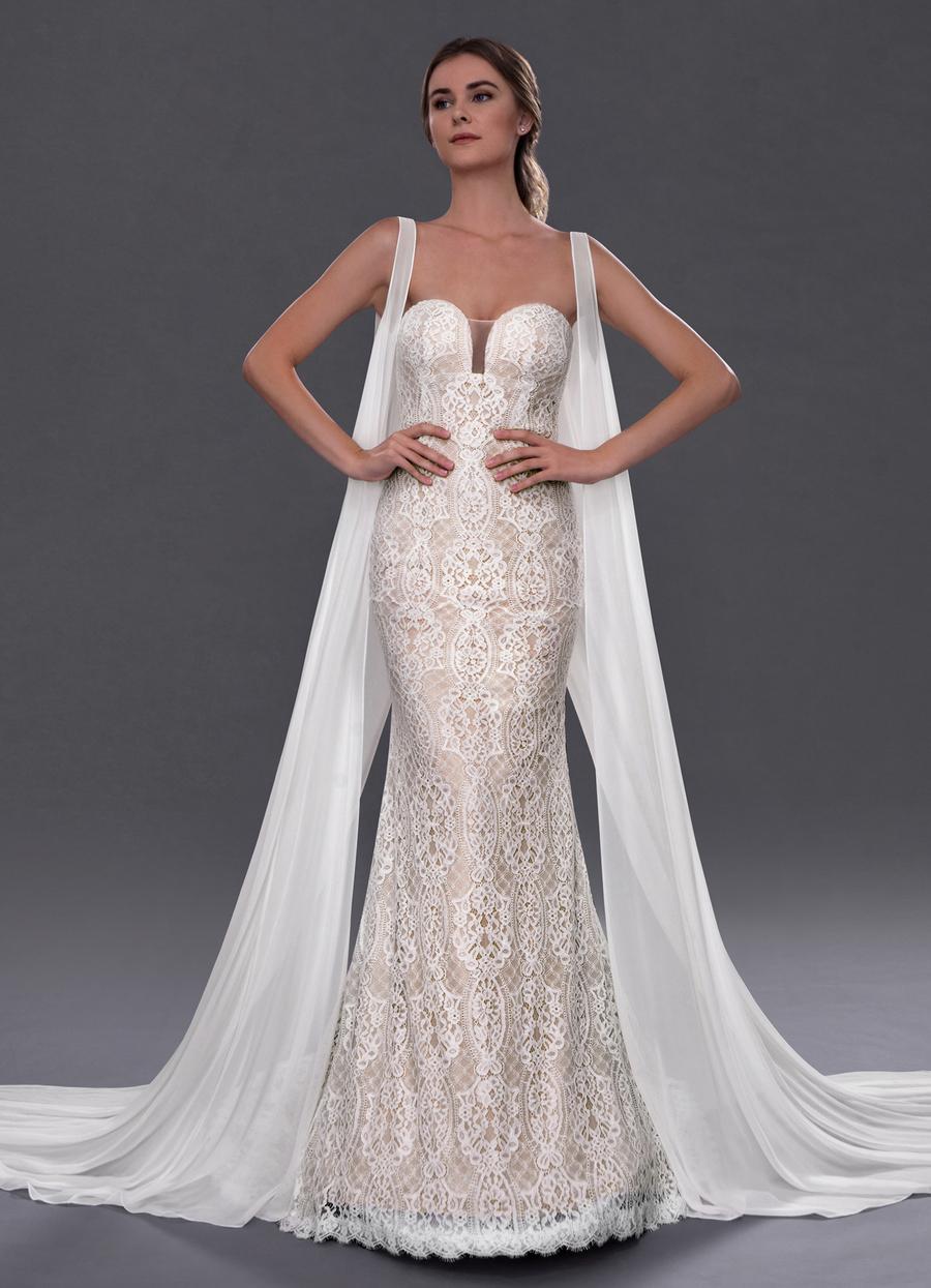 Azazie Marsden Wedding Dress