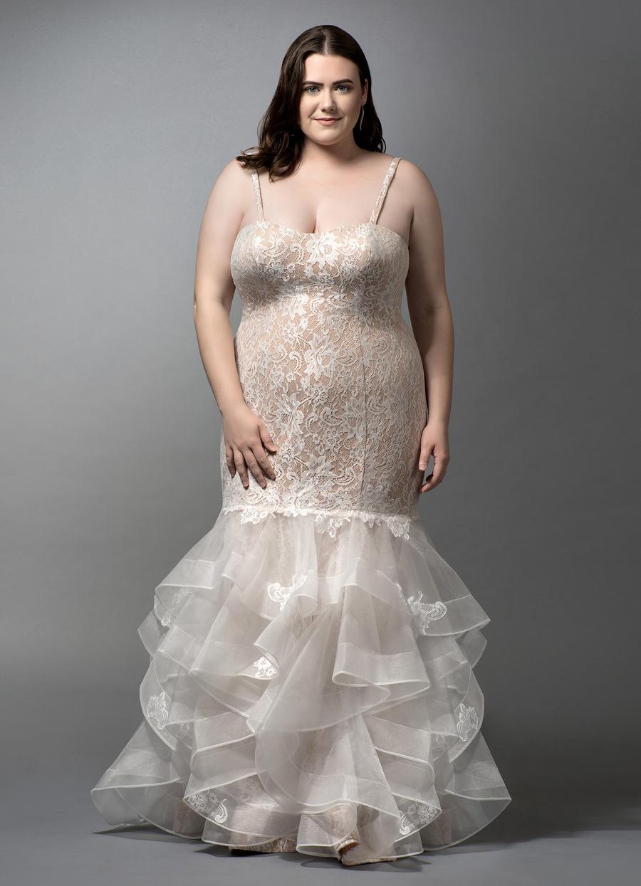 e24cf80b1ff06 Sweep Train Wedding Dress | Sweep Train Bridal Gowns - Azazie