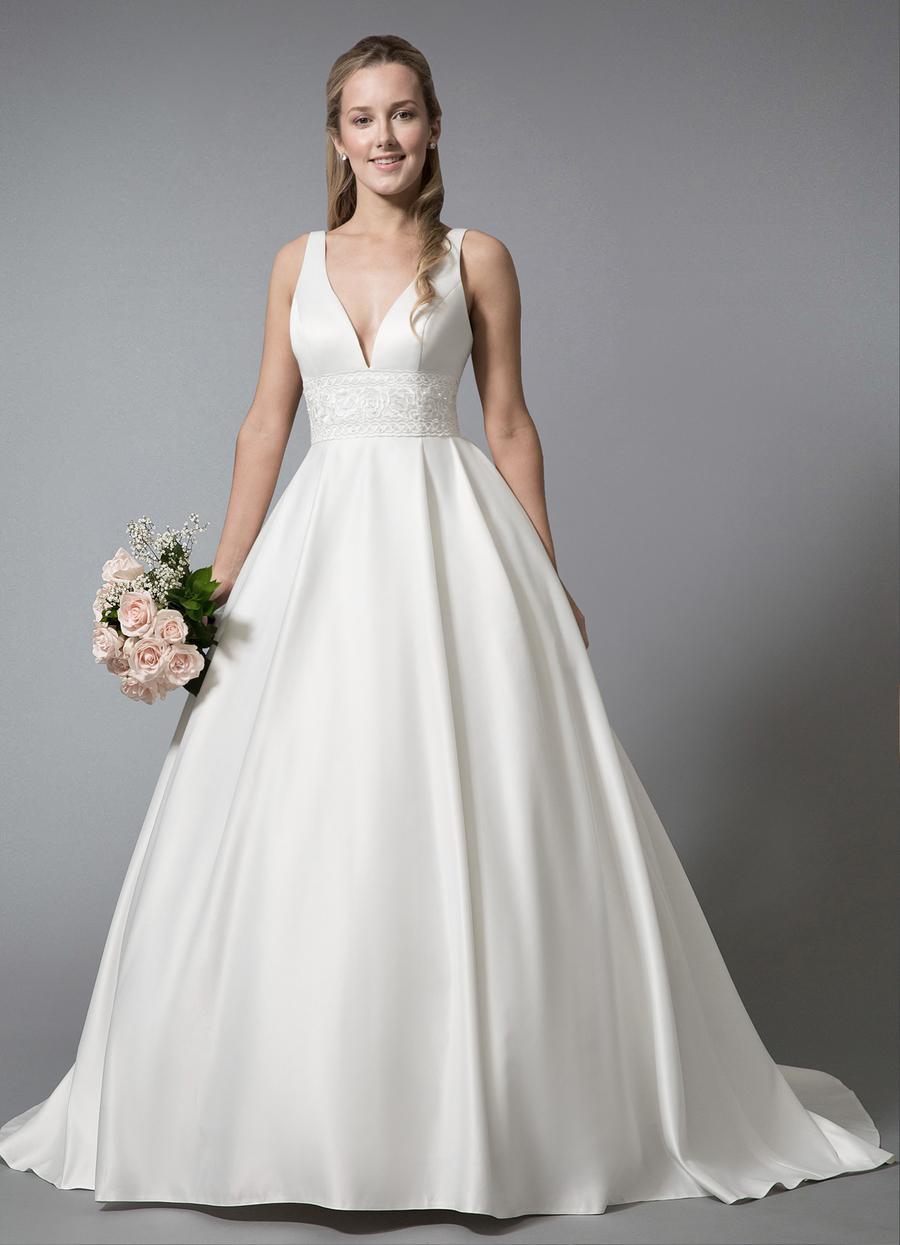 Azazie Aileen Wedding Dress