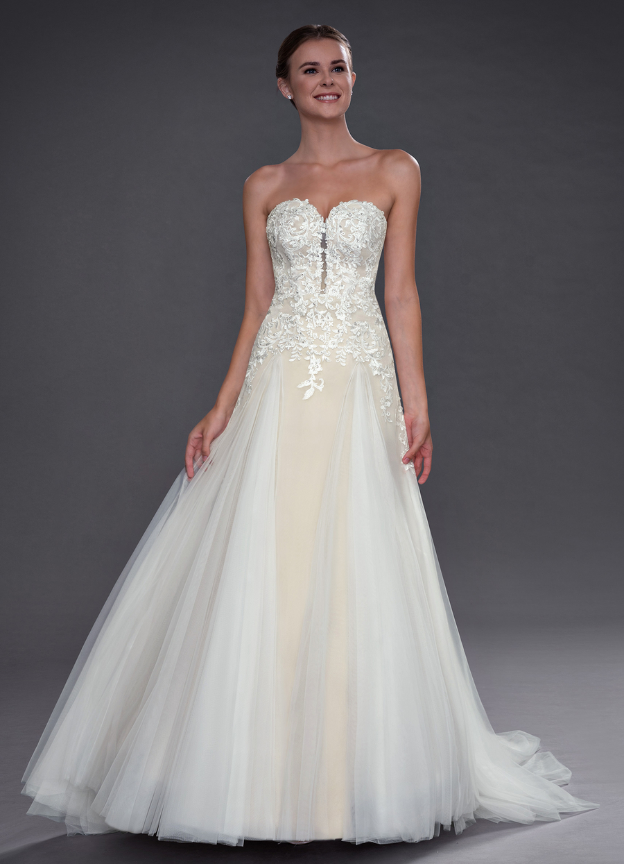 Azazie Behati Wedding Dress