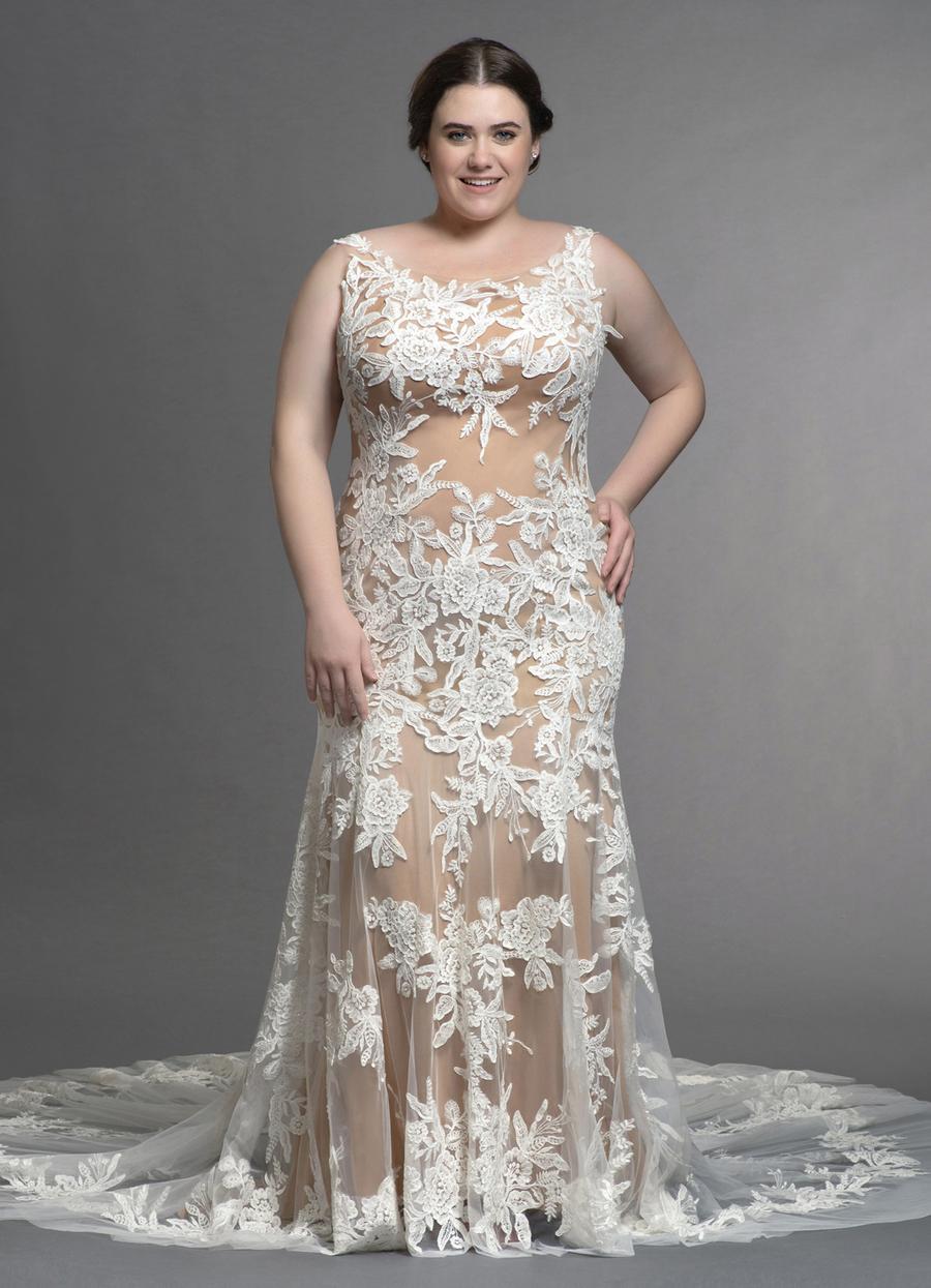 Azazie Judith Wedding Dress