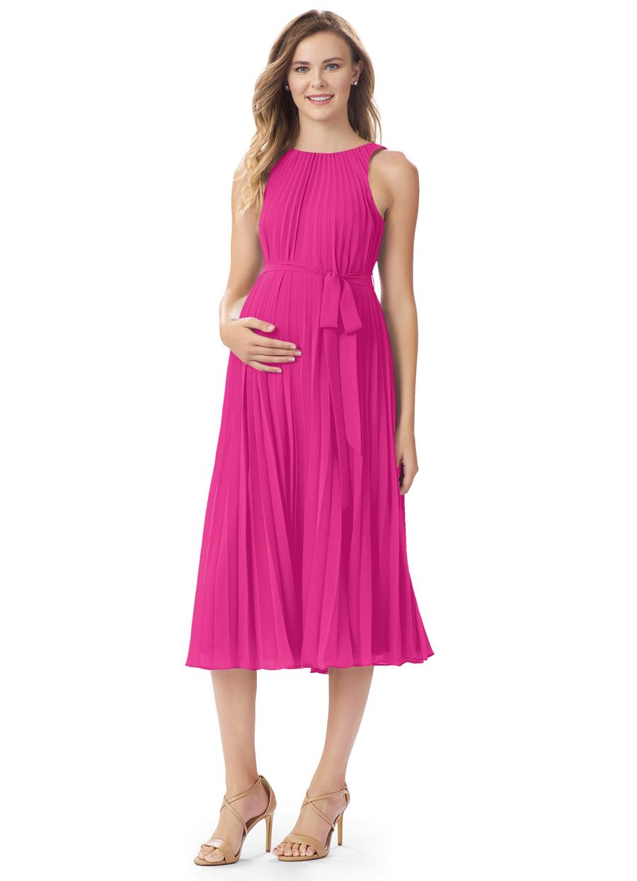 Azazie Joanna Maternity Bridesmaid Dress