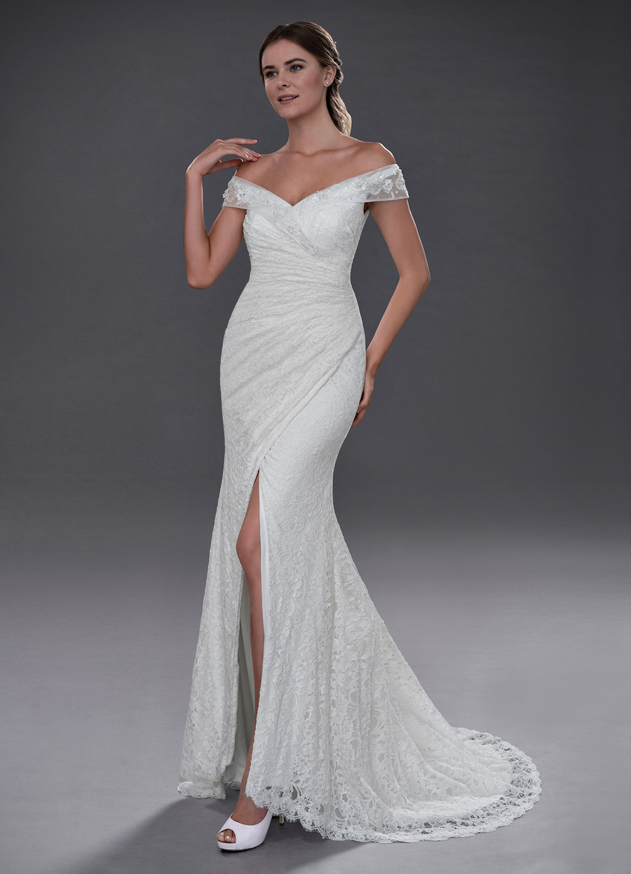 Azazie Capricorn Wedding Dress