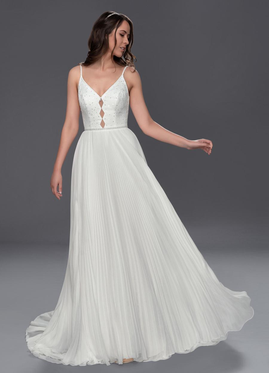 Azazie Nirvana Wedding Dress