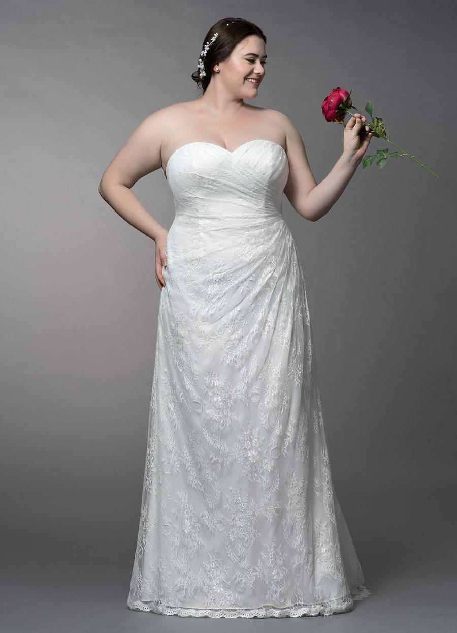 Azazie Linda Wedding Dress