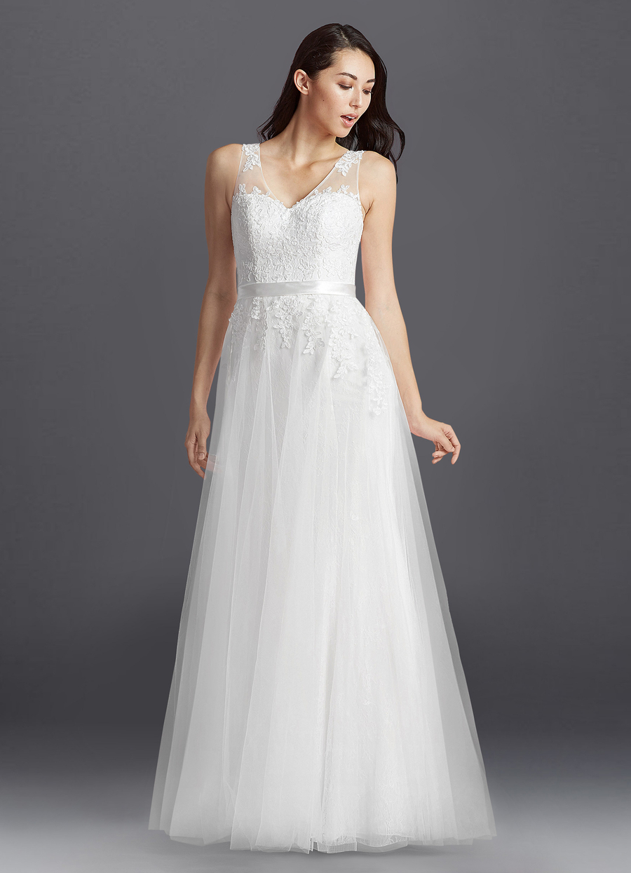 Azazie Robyn Wedding Dress