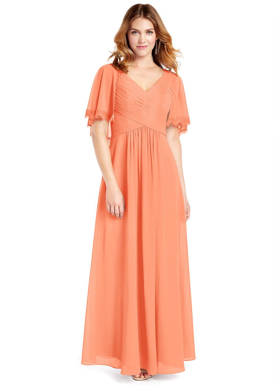 Azazie Fern Bridesmaid Dress