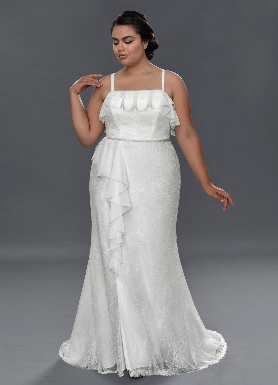 Azazie Etra Wedding Dress