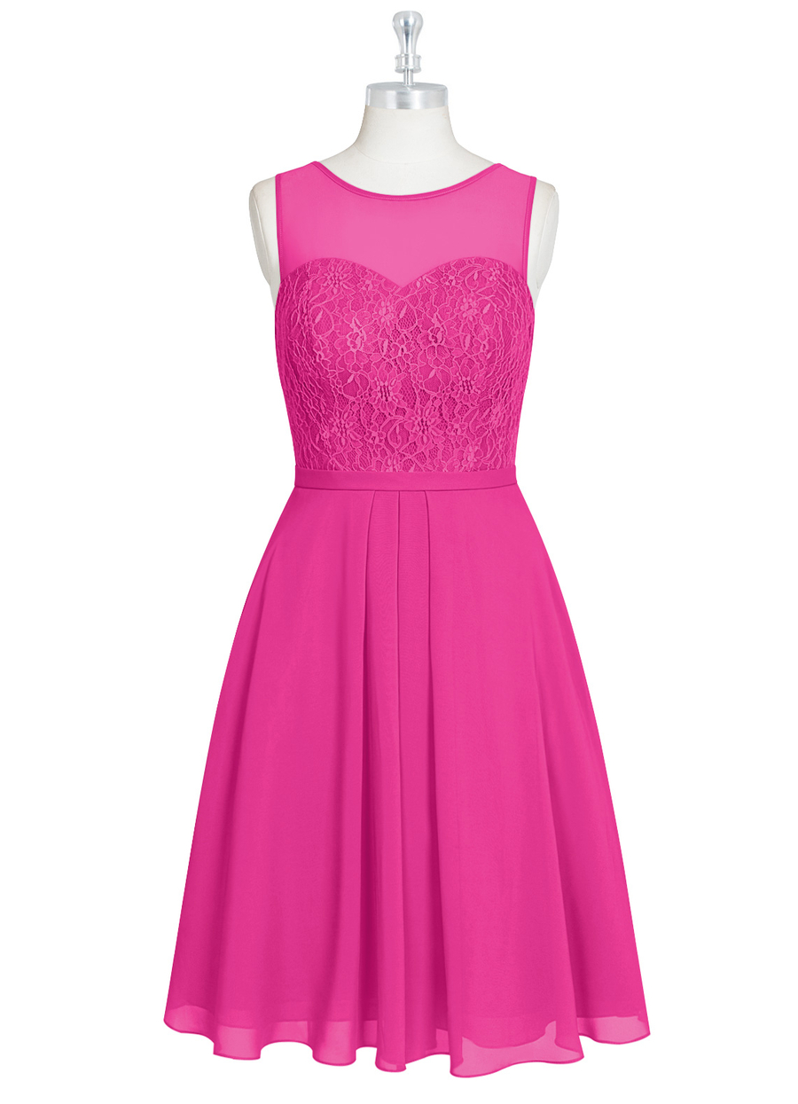Azazie Willow Bridesmaid Dress