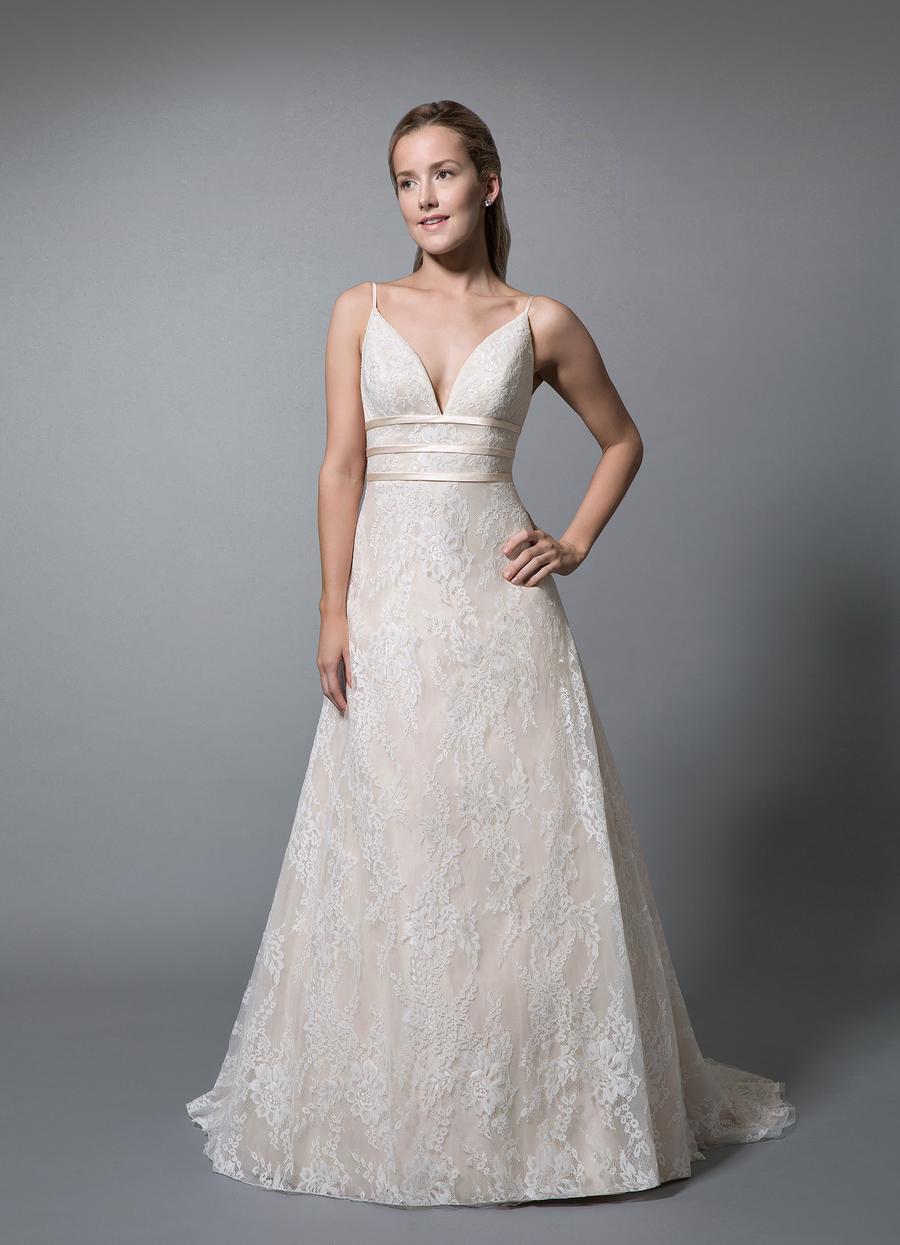 Azazie Sia Wedding Dress