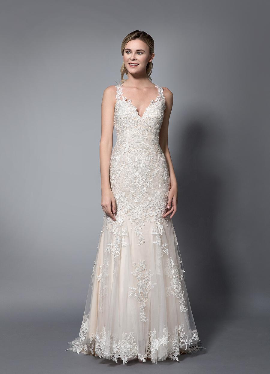 Azazie Laila Wedding Dress