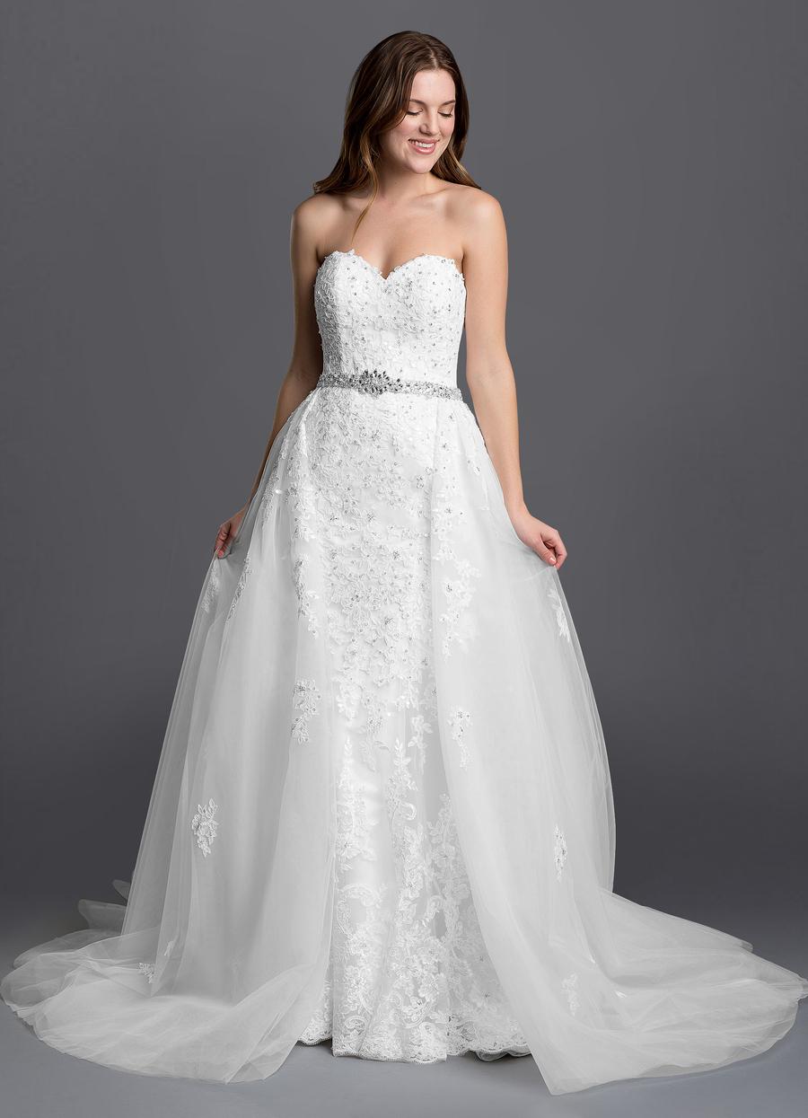 Azazie Kia Wedding Dress