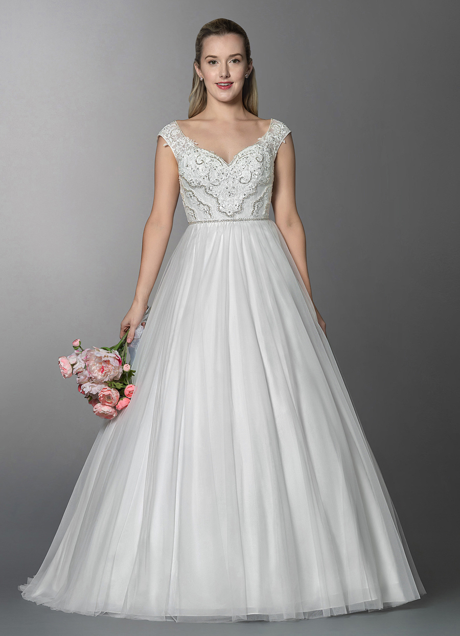 Azazie Idella Wedding Dress