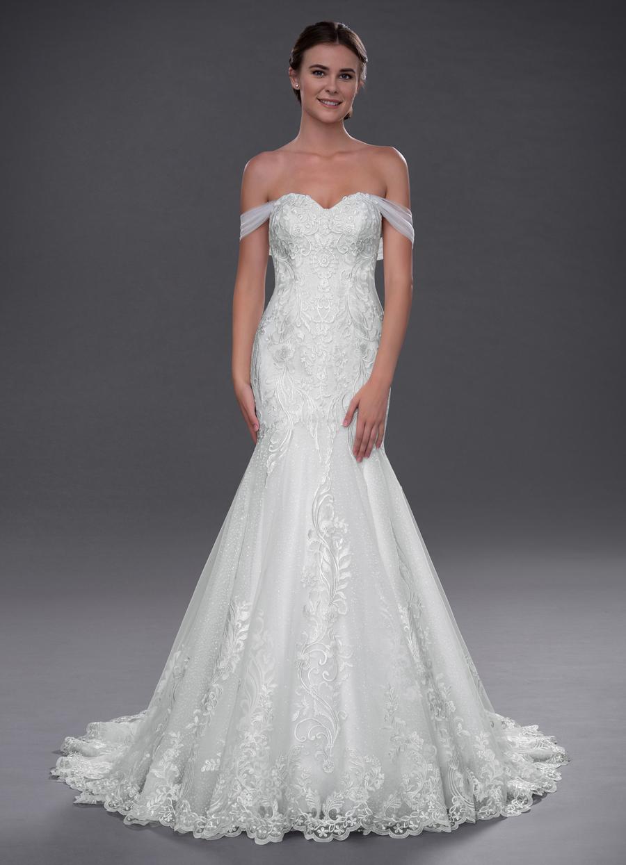 Azazie Jojo Wedding Dress