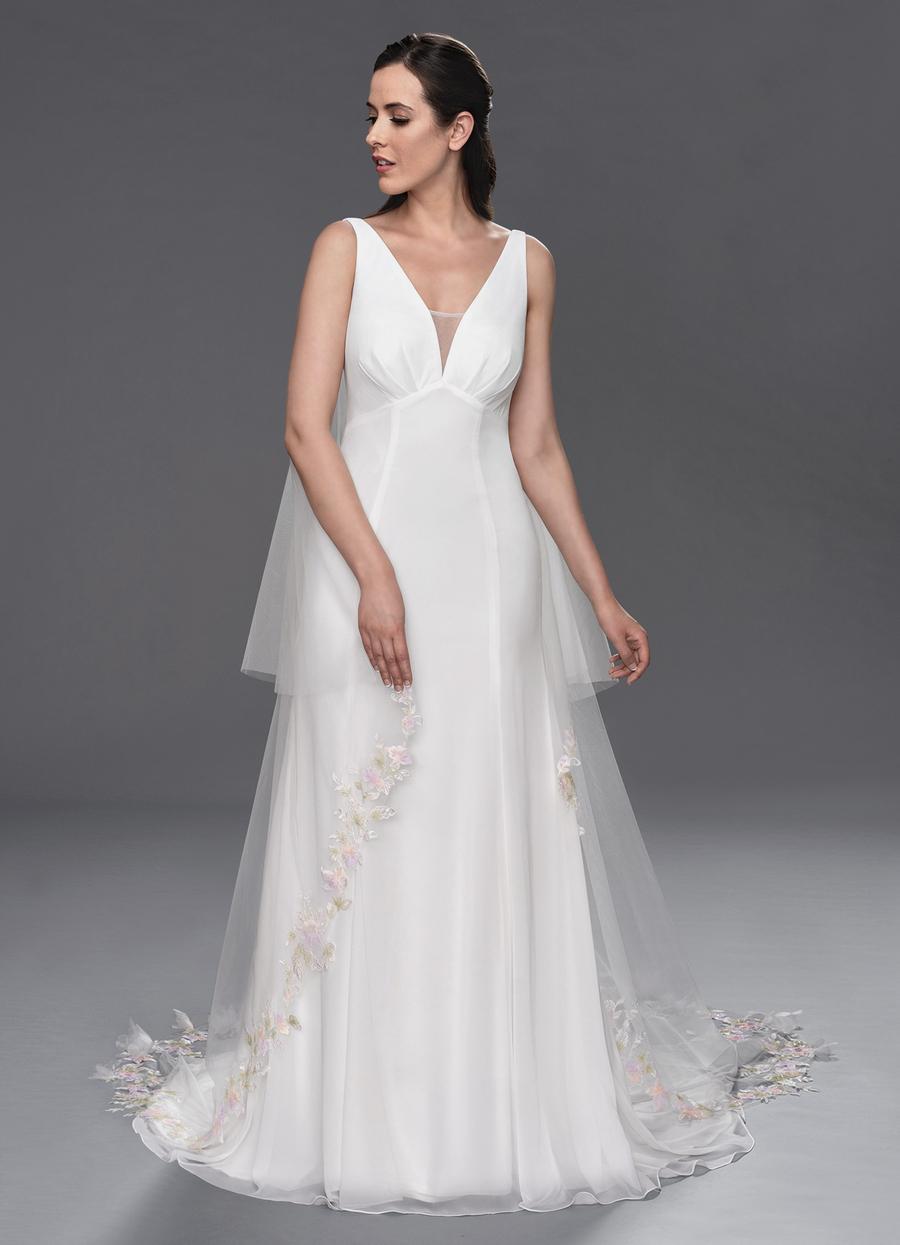 Azazie Kaifer Wedding Dress