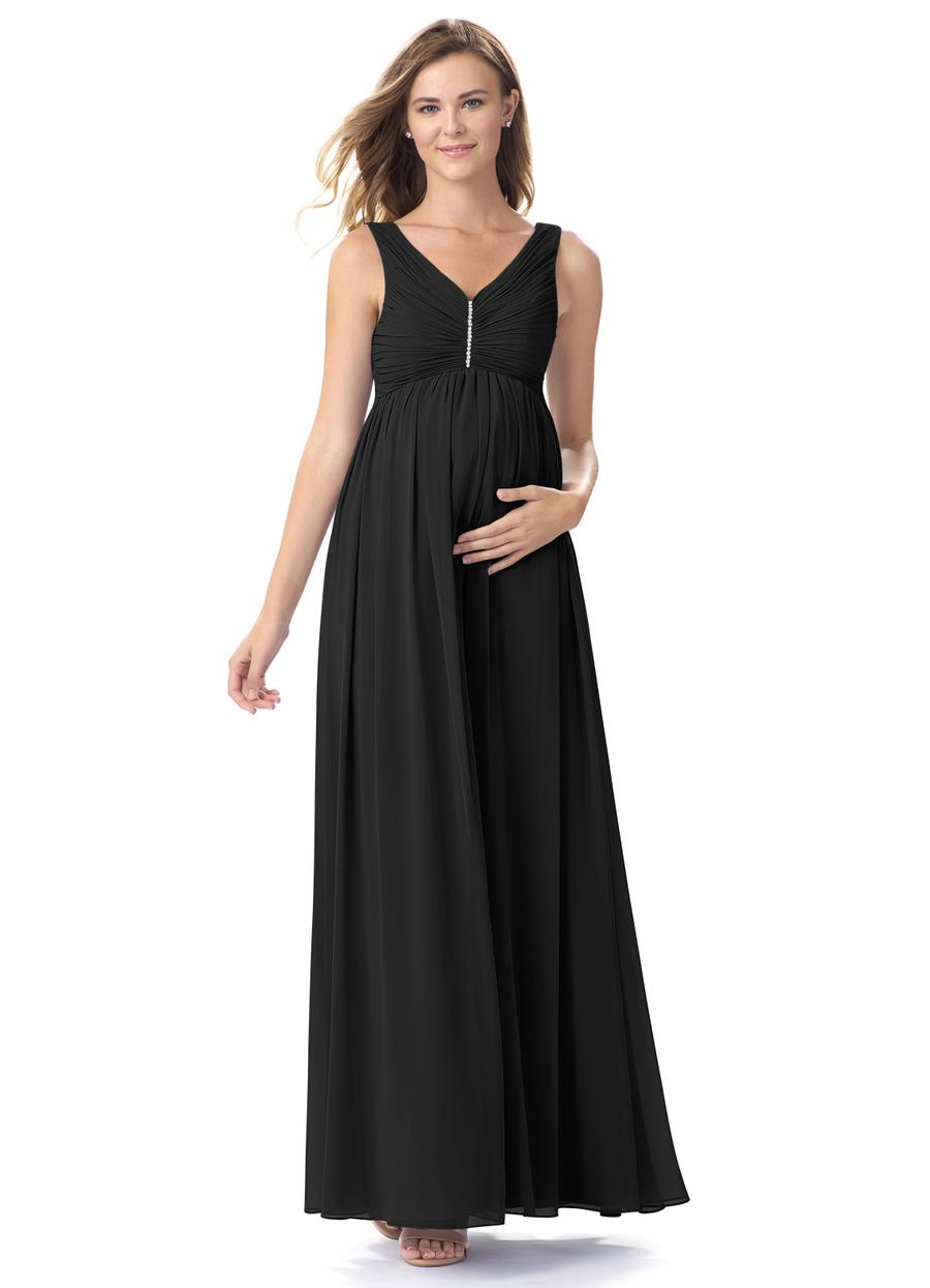 Azazie Madison Maternity Bridesmaid Dress