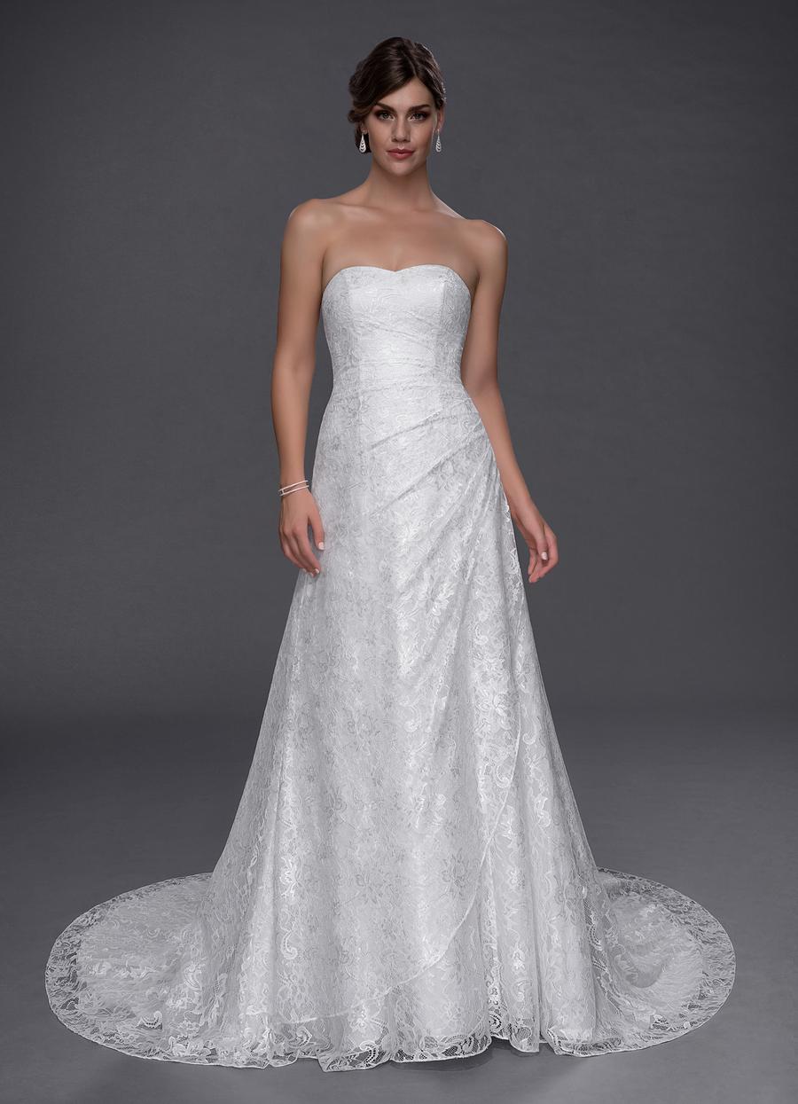 Azazie Baily Wedding Dress