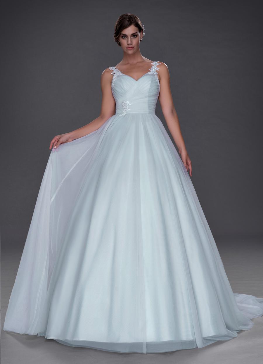 Azazie Varela Wedding Dress
