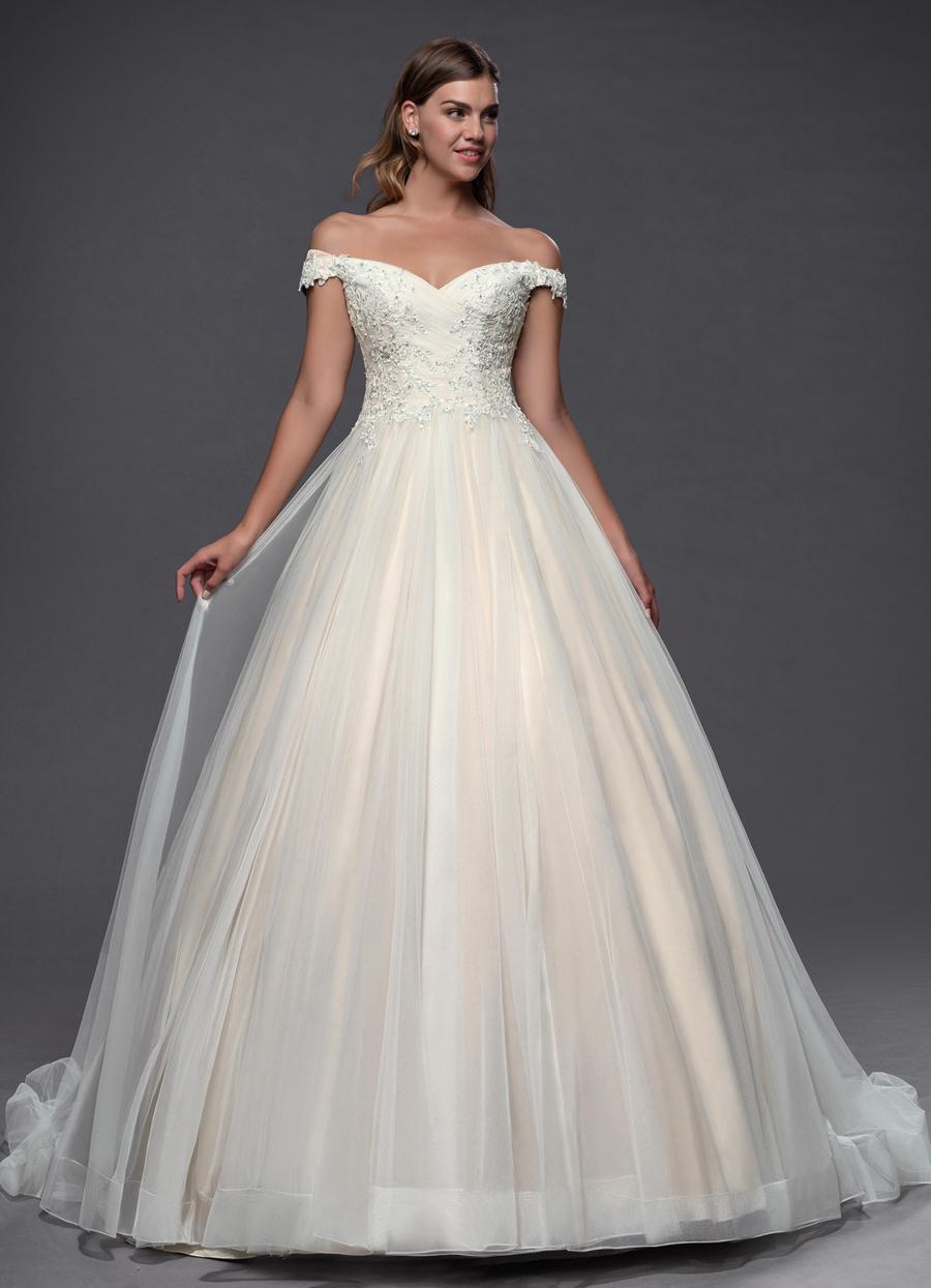Azazie Arnett Wedding Dress