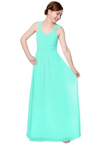 Azazie Caylee Junior Bridesmaid Dress
