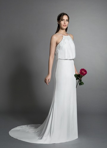 Azazie Esmi Wedding Dress