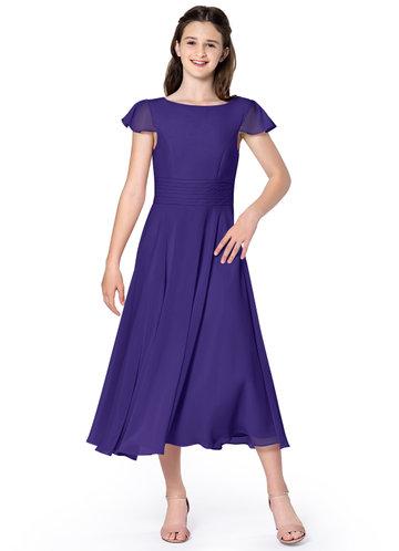 Azazie Payton Junior Bridesmaid Dress