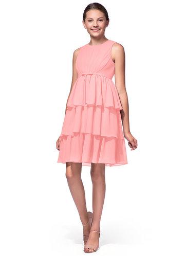 Azazie Brittany Junior Bridesmaid Dress