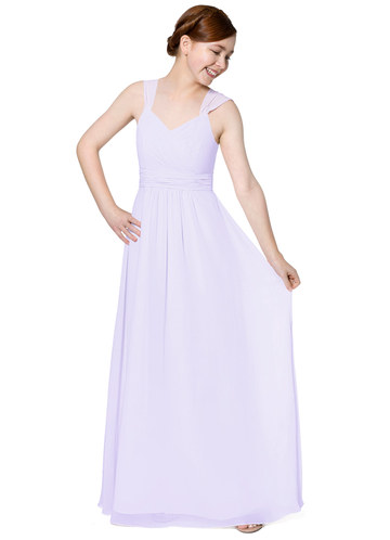 Azazie Caylee Junior Bridesmaid Dress