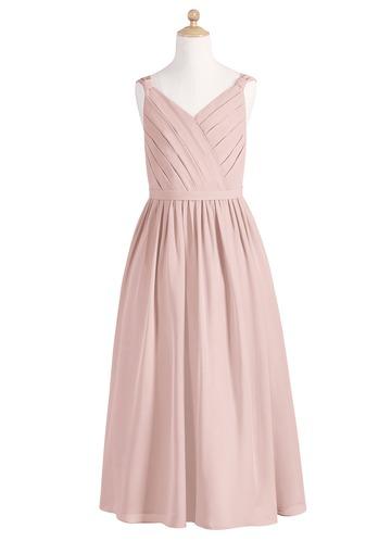 Azazie Leanna Junior Bridesmaid Dress