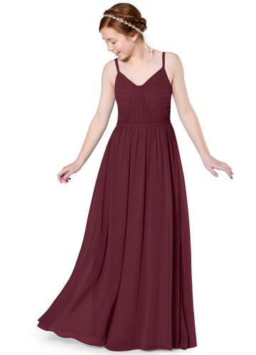 Azazie Callie Junior Bridesmaid Dress
