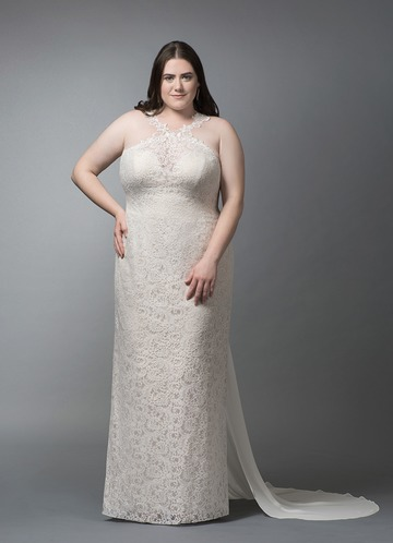 Azazie Iris Wedding Dress